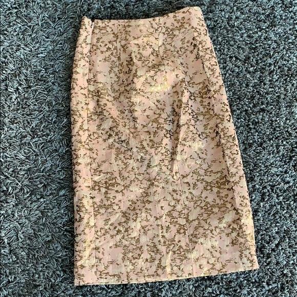06b604da5c Topshop Skirts | Baroque Skirt Nwt | Poshmark